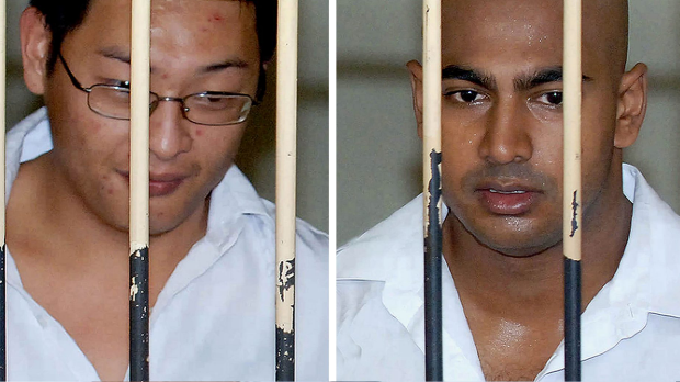 Article image for Julian McMahon has all but admitted there is no hope left for the Bali Nine pair