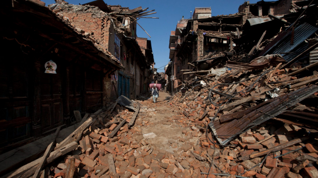 Article image for Nepal earthquake