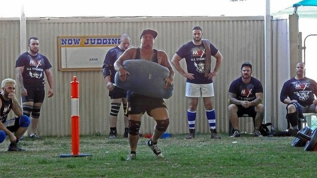 Article image for WA Strongman foils Kalgoorlie shoplifter
