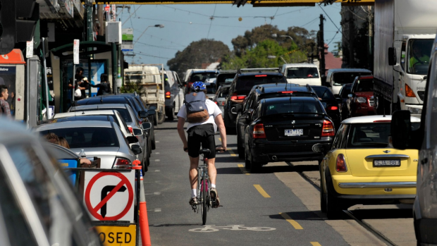 Article image for Cyclists could soon be allowed to cycle on footpaths