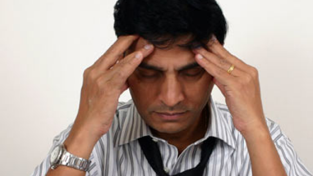 Article image for Stress is Contagious