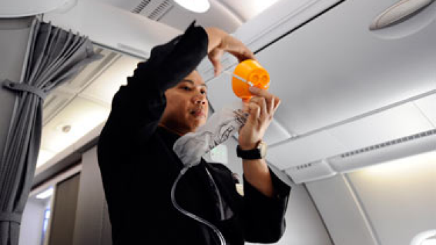 Article image for Flight attendants fear insecticide