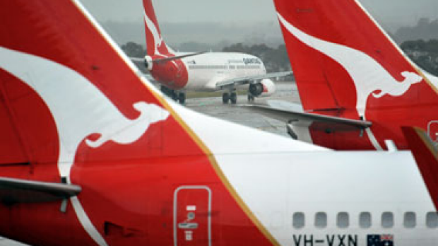 Article image for No debt guarantee for QANTAS