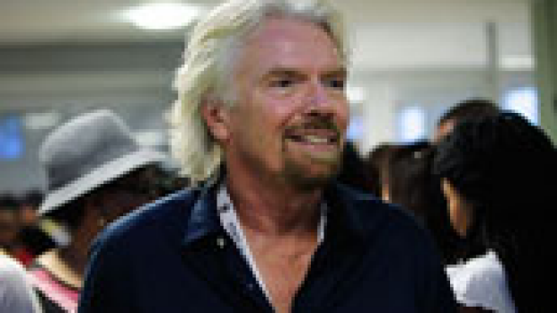 Article image for Branson weighs in
