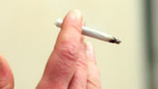 Article image for Smoking ad returns