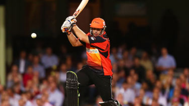 Article image for Scorchers wary of three-peat