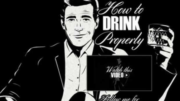 Article image for How to be a classy drinker