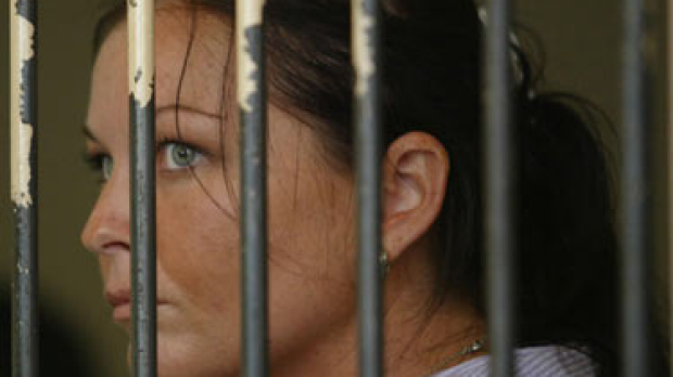Article image for Corby gambling with her freedom
