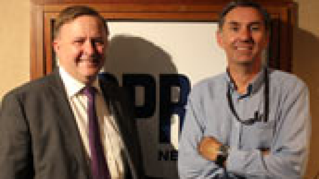 Article image for Albo admits Labor's mistakes