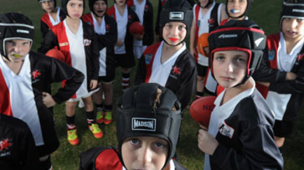 Article image for Helmets increase concussion