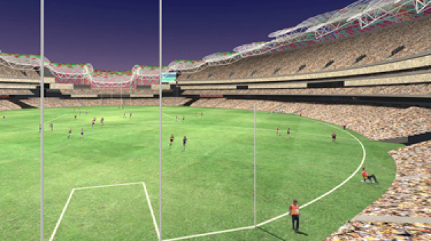 Article image for Stadium to have 3d technology