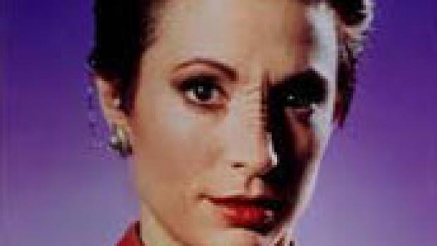 Article image for Major Kira Nerys unmasked