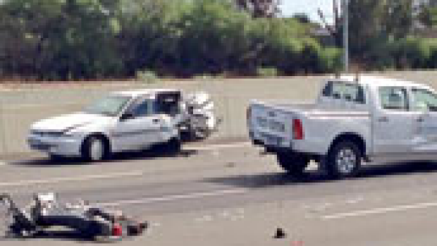 Article image for Two killed on Perth roads