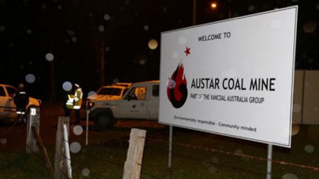 Article image for Two dead in mine collapse