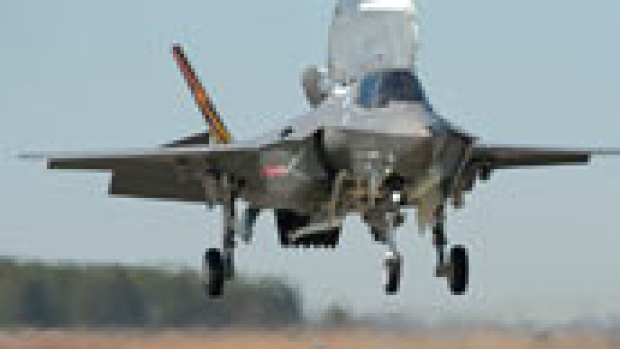 Article image for F-35's to cost $12b