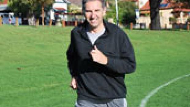 Article image for Gary Adshead's Swan River Run