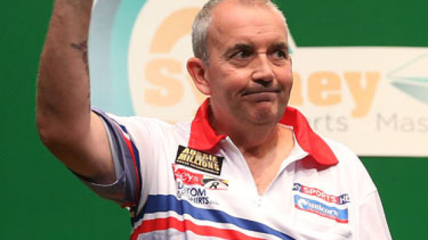 Article image for The Duke of Darts down under