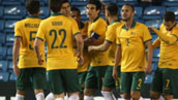 Article image for Socceroos' slogan just sucks