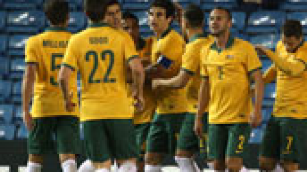 Article image for Socceroos' slogan just sucks