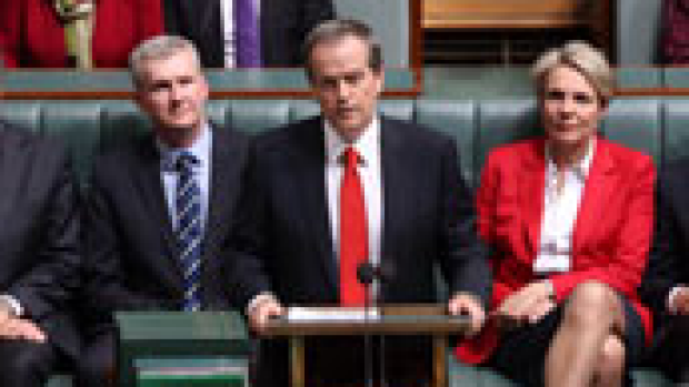 Article image for Opposition will block budget