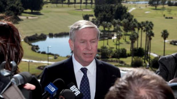 Article image for Councils unite against Barnett