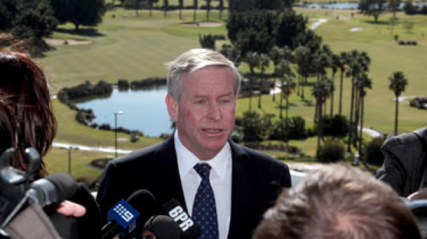 Article image for Councils unite against Barnett