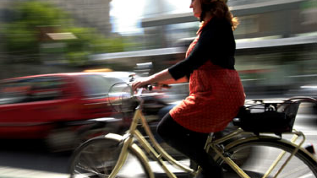Article image for Cyclists cause most accidents