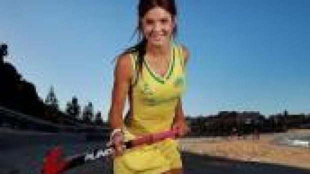 Article image for Anna leading the hockeyroos charge
