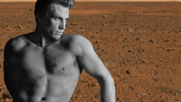 Article image for From Scarborough to Mars