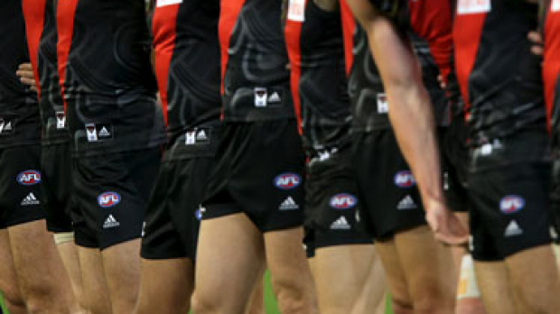 Article image for Essendon challenges ASADA