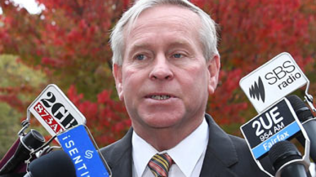 Article image for Barnett reveals seniors cuts