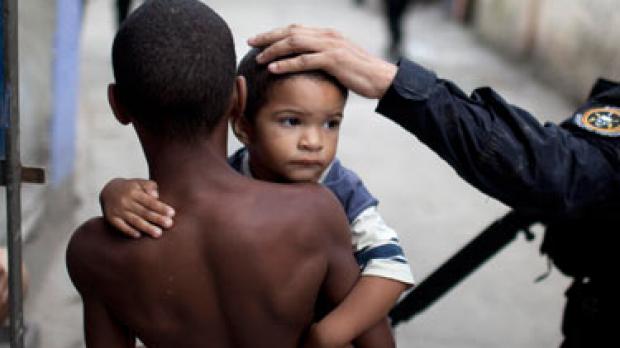 Article image for Brazil's forgotten Favelas