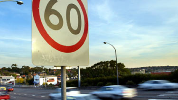 Article image for Speed limits facing the chop