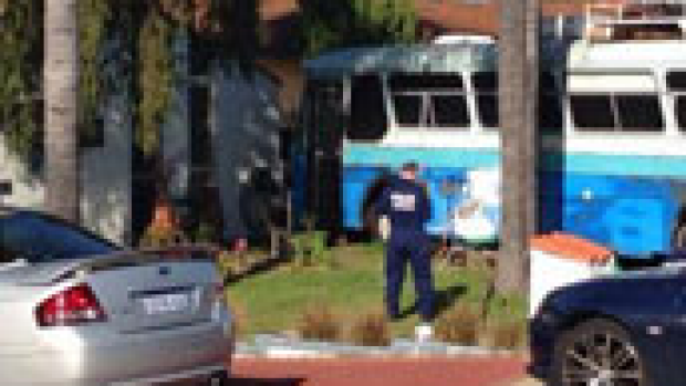 Article image for Shots fired at Thornlie home