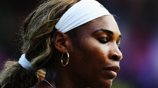 Article image for Virus ends Williams' Wimbledon