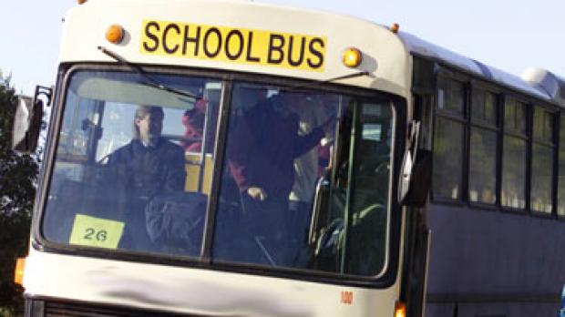 Article image for Buses speeding in school zones