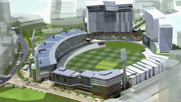 Article image for Is the WACA nearing it's use by date?