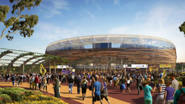 Article image for 'Fan First' Stadium