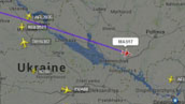 Article image for Flight path made no sense