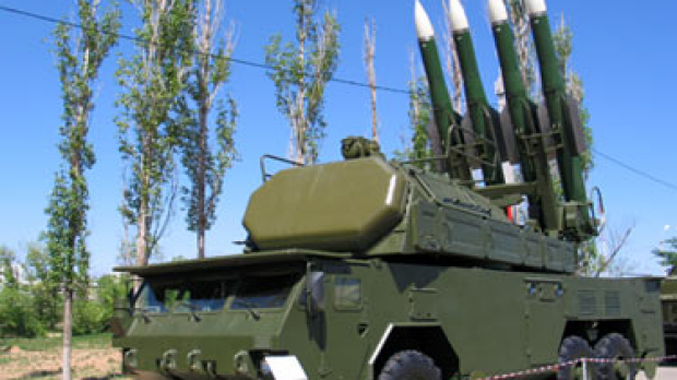 Article image for Missile stolen from Ukrainian army
