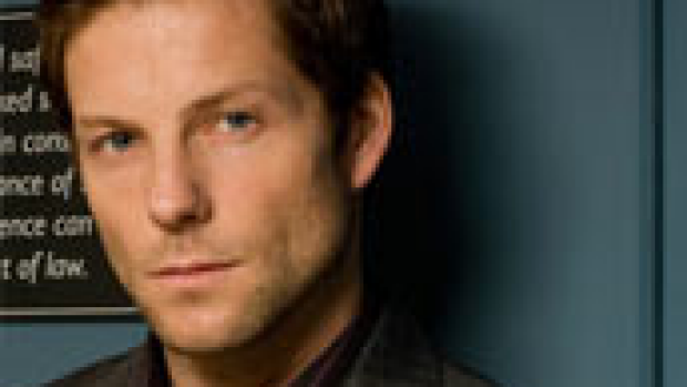 Article image for Battlestar Galactic's Jamie Bamber