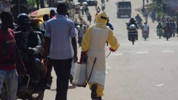 Article image for Ebola travel warnings issued