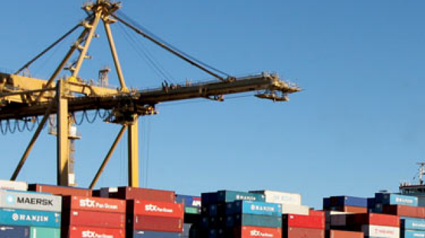 Article image for Port workers face lock out