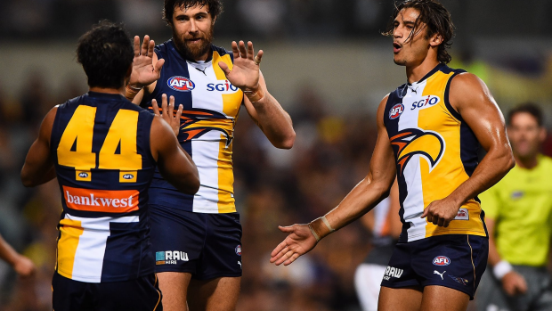 Article image for Eagles Secure Spectacular Win