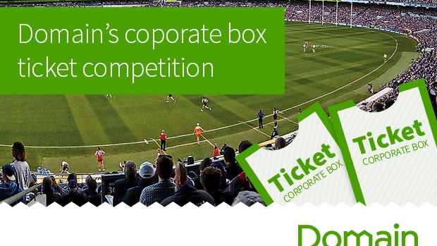 Article image for Domain.com.au Corporate Box Ticket Competition