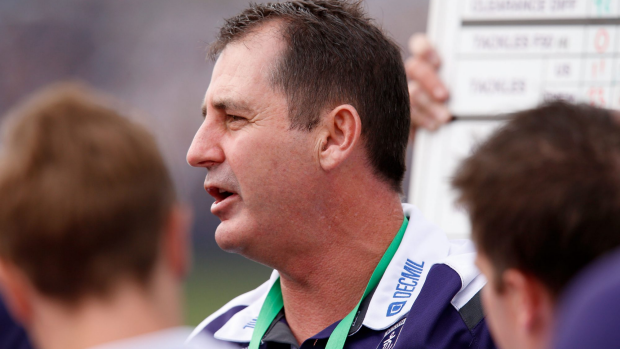 Article image for Ross reflects on Dockers unbeaten start