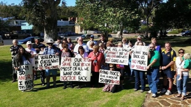 Article image for Seabird residents fight to save their home
