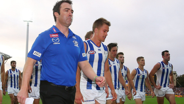 Article image for Scott wants accountable midfield against Freo