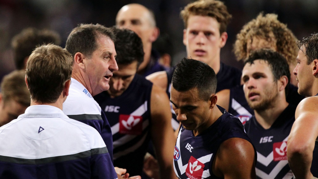 Article image for Freo 'optimistic' about Pav