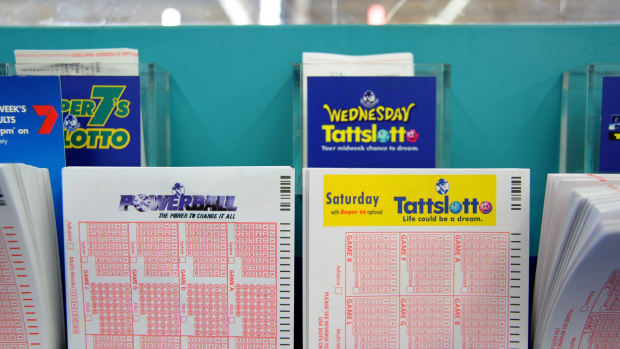 Article image for Powerball winner suspected of doing a runner